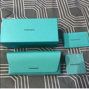 Tiffany&Co Eyeglass Case